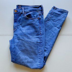 True Skinny Blue Denim Jeans